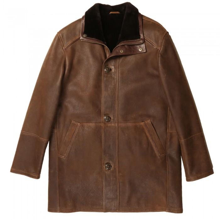 Humboldt Shearling Coat