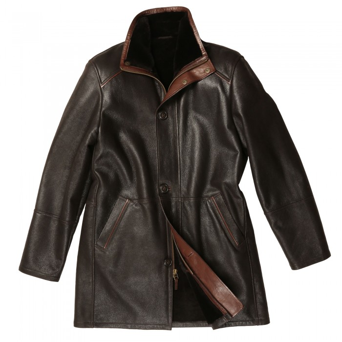 Sylvester Shearling Coat