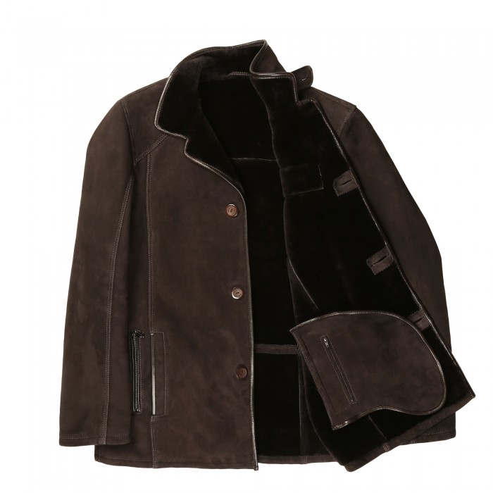 Quinn Shearling Jacket