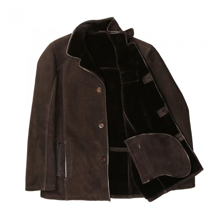 Quinn Shearling Jacket