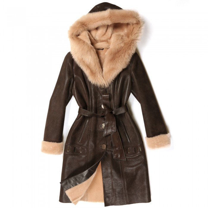 Prynne Shearling Coat