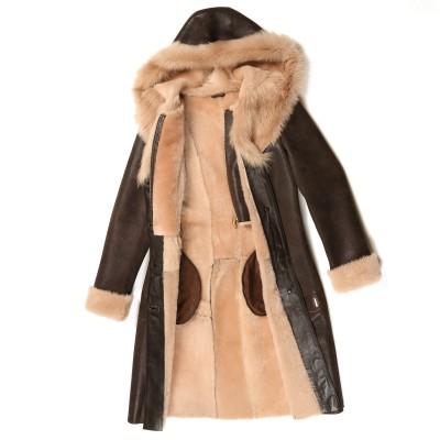 Prynne Shearling Coat