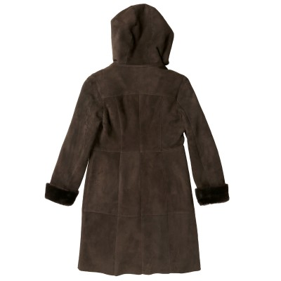 Arabella Shearling Coat