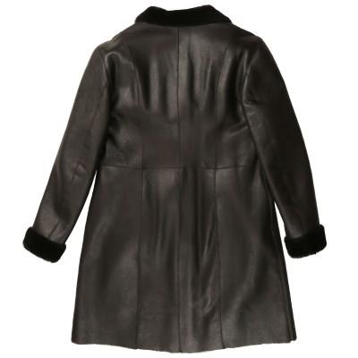 Icaria Shearling Coat