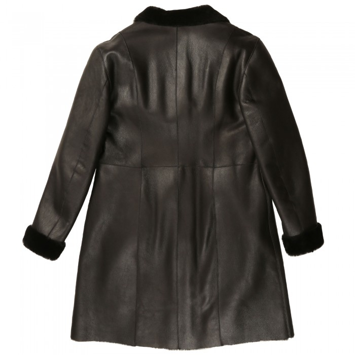 Icaria Shearling Coat