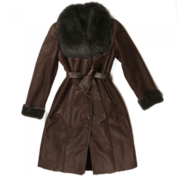 Faustine Shearling Coat