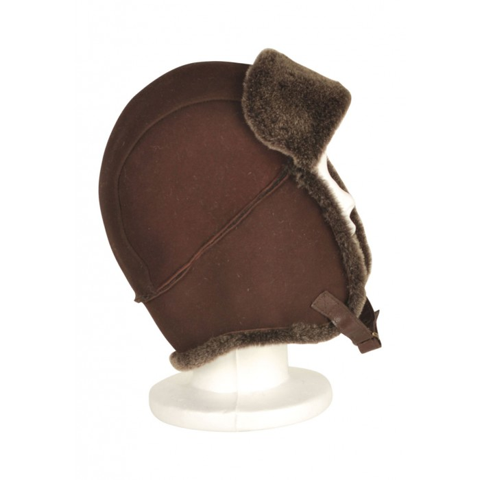 Men's Alaskan Sheepskin Hat