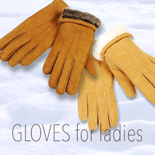 Gloves for ladies