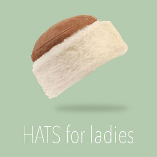 Hats for ladies